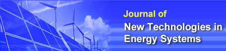 Journal of new technologies in energy systems